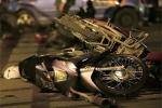 Tai nạn liên hoàn trên cầu vượt Thái Hà: Cháu gái tài xế taxi xin cộng đồng đừng vội chỉ trích