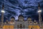 Thánh đường Sheikh Zayed – tuyệt tác kiến trúc Hồi giáo