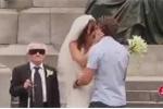 Clip: Cô dâu 'ngoại tình' ngay trong ngày cưới