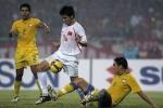 Việt Nam cùng bảng Thái Lan: Lần nào cũng vào chung kết