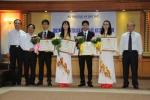 Nữ sinh Việt giải được câu hỏi khó kỳ thi Olympic Hóa học quốc tế 2015
