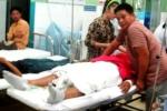 Nổ súng tại trạm CSGT: Chưa thể lấy lời khai nạn nhân