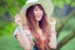 Hoa khôi Nữ sinh Việt Nam đẹp dịu dàng trong bộ ảnh mới đón hè