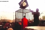 IS tiếp tục thiêu sống 40 con tin