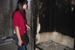 Bé gái gây cháy: Năng lượng bí ẩn phát tác