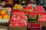 """""""Hô biến"""" táo độc thành trái cây Úc, Thái Lan..."""