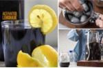Detox hiệu quả gấp bội khi thêm... than vào nước chanh