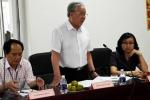 Bệnh viện trả lại 37 tỷ đồng: Dùng tiền tài trợ xây trường Nguyễn Bá Thanh