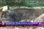 Bắc Giang: Hơn 1 tấn nầm lợn biến mất sau khi chôn lấp