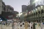 Clip: Kinh hoàng sập cần cẩu ở Thánh địa Mecca, hơn 80 người thiệt mạng