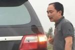 Lái xe Sở GTVT Nghệ An bị tố 'làm luật', tấn công phóng viên