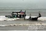 Bão số 3 đánh chìm nhiều tàu cá trên biển