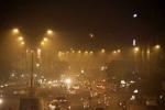 Clip: Nông dân đốt rơm, Hà Nội chìm trong khói