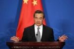 Trung Quốc 'nắn gân' Mỹ trước chuyến đi Mỹ của Ngoại trưởng Vương Nghị