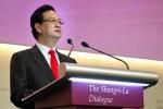 Video: Thủ tướng phát biểu tại Đối thoại Shangri-La