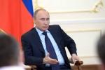 Putin tố chính quyền Ukraine áp đặt hành động vi hiến