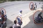 Clip: Đạo tặc tinh vi dàn cảnh cướp xe trắng trợn giữa ban ngày