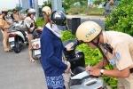 Người vi phạm được nộp phạt trực tiếp cho CSGT