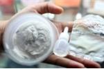 Sự thật kem tắm trắng như Ngọc Trinh giá 60.000 đồng