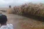 Bão Wutip hoành hành ở Quảng Bình, gió giật cấp 11