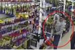 Clip: 'Quý ông' vào cửa hàng trộm máy khoan, nhét vào quần