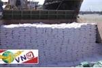 Hàng ngàn tấn gạo ùn tắc chờ... hư mốc