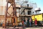 Nam giáo viên chết thảm sau tiếng nổ lớn tại xưởng đóng tàu