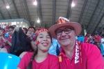 Fan đặc biệt của U23 VN: Myanmar có 3 cơ hội mà ghi 2 bàn, thật không thể tin nổi