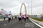 Người Đà Nẵng háo hức ngắm cây cầu độc đáo nhất miền Trung