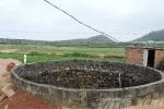 Ảnh: Những giếng nước 'khổng lồ' trên đảo Lý Sơn