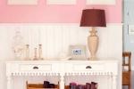 Màu hồng - Lựa chọn cho ngôi nhà có phong cách lãng mạn