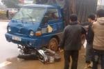 Gây tai nạn, tài xế kéo lê xe nạn nhân bỏ chạy
