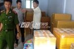 Bắt lô hàng 'khủng' linh kiện iPhone 5 nhập lậu từ Trung Quốc