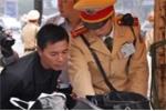 Bị CSGT Hà Nội xử phạt qua hình ảnh, nhiều tài xế ngỡ ngàng