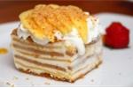Làm bánh xoài lạnh không cần lò nướng 'dễ như ăn cháo'
