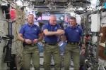 Clip: Phi hành gia trên trạm ISS gọi nhầm điện thoại về Trái đất