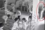 Đình chỉ cô giáo đánh đập, lột đồ bé mầm non tè dầm trong lớp