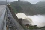 Cận cảnh thủy điện sông Tranh xả tràn, gây lũ khắp miền Trung