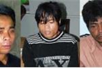 5 phu trầm bị giết: 5 sĩ quan biên phòng nhập viện