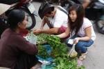 Giá thực phẩm chợ Hà Nội sắp tăng mạnh