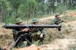 Ảnh: Xem Bộ đội Cụ Hồ luyện tập cơ động chiến đấu