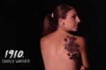 Video: Vẻ đẹp hình xăm thay đổi thế nào trong 100 năm qua?