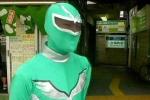 Clip: Gặp 'siêu nhân' trên đường phố Nhật Bản