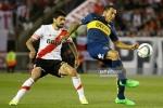 Siêu derby Nam Mỹ: 5 thẻ đỏ, Tevez bị húc đầu vào mặt