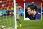 BLV Quang Huy: Rõ ràng U23 Indonesia sa sút bất thường