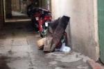 Người phụ nữ chết cháy trong căn nhà ở Hà Nội