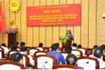 Hà Nội công bố danh sách 50 ứng cử viên đại biểu Quốc hội