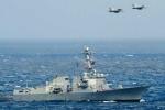 Chiến đấu cơ Nga quần thảo sát tàu chiến Mỹ