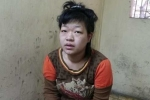 Nữ phạm nhân trốn trại từ Nghệ An ra Hà Nội