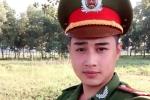 Nam Cảnh sát hình sự điển trai kể chuyện tự tay gói bánh chưng ngày Tết